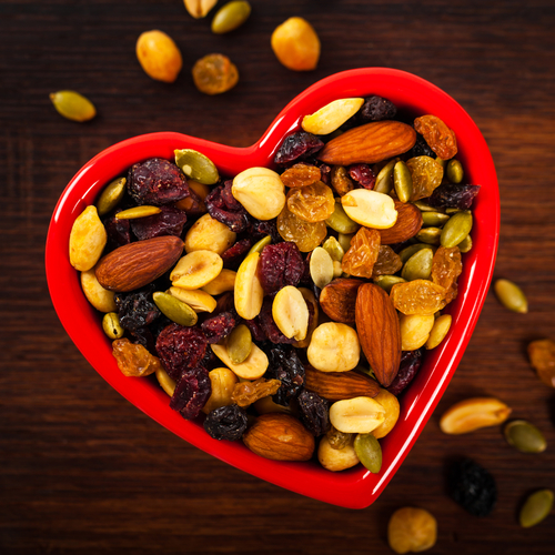 Surrogate health trail mix recipe